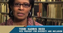 Terri Harris Reed, Vice Provost for Diversity & Inclusion