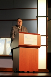 Dr. Roy Guenther- Acting Dean of Columbian College of Arts & Science at George Washington University 2013.